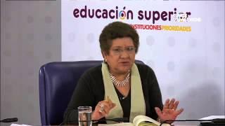 Programa 1 - Políticas de educación superior