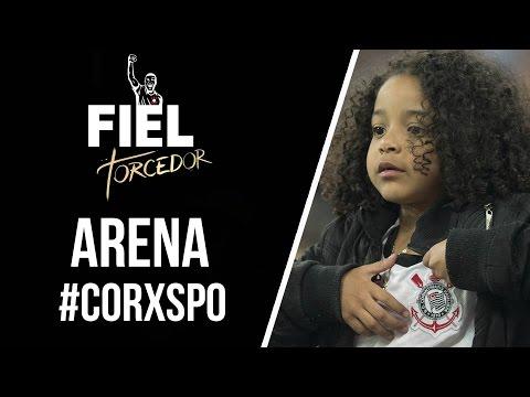 Arena Corinthians - Dia de jogo