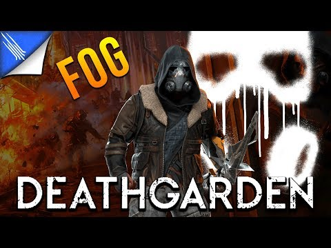 High Damage SmokeScreen - Deathgarden Bloodharvest Fog Gameplay