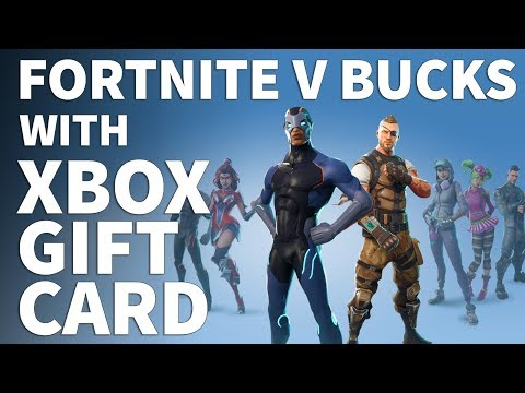 Can I Buy V Bucks with an Xbox Gift Card – How to Buy Fortnite V Bucks with Xbox Gift Card Money