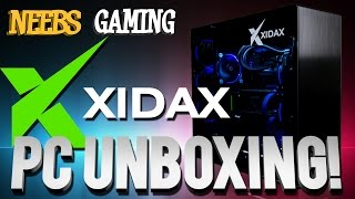 Xidax PC Unboxing