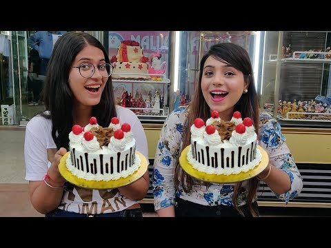CAKE CHALLENGE | Cake Eating Competition | Himmi Styles