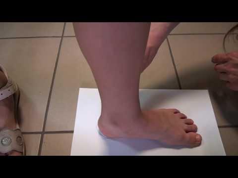 Как определить размер ноги ребенка в сантиметрах и выбрать нужный размер обуви