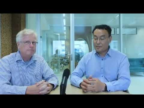 What they have to say. Meet Mr Sven-Orjan Larsson, CEO of Infiniq Europe and Mr Park CEO of Infiniq Korea