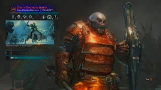 Middle of Earth: Shadow of War All Collectibles Walkthrough part 158, HD (NO COMMENTARY)