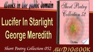 Lucifer In Starlight George Meredith Audiobook