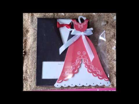 Video Aneka Contoh-Contoh Kartu Undangan Pernikahan Unik | HP. 0853 275 90000 | www.tasya-souvenir.com