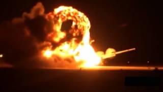 """Взрыв российского Ту-95 на аэродроме """"Украинка"""""""
