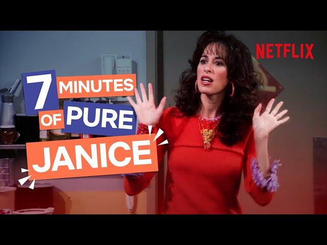 英語のJaniceのビデオ発音