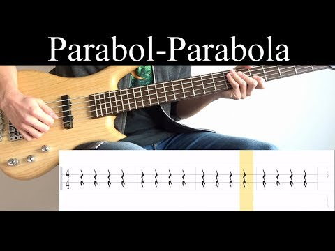Parabol/Parabola (Tool) - Bass Cover (With Tabs) by Leo Düzey