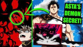 Black clover надпись как на превью аниме