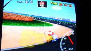 "Luigi Raceway  Non-sc 3lap 1'39""02"
