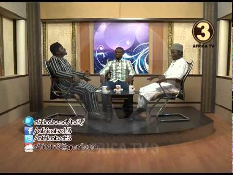 AFRICA TV 3 # SHIRIN : DANDALIN MATASA (MATASA DA GUDUN AURE) 21 - 05 - 2014
