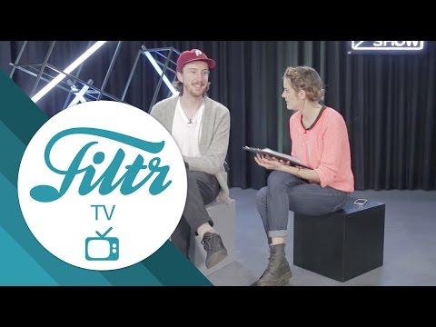 Die Filtr Show - zu Gast: Aiden Knight + Zoolander2 Premiere