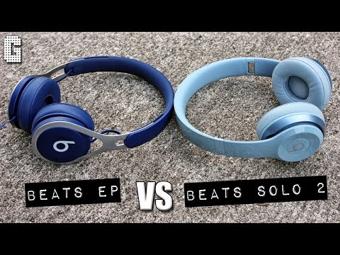 Showdown: BEATS EP vs BEATS SOLO 2