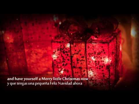 Coldplay Have Yourself a Merry Little Christmas Subtitulada Español Inglés
