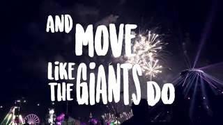 Breathe Carolina & Husman Ft. Carah Faye - Giants Unofficial Lyric Video