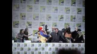 Jack Black Goosebumps Panel SDCC 2014