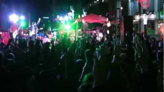 Arkells - Deadlines Live New Years Eve Sparks Street