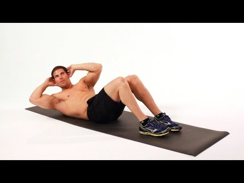 How to Do a Side Crunch | Ab Workout