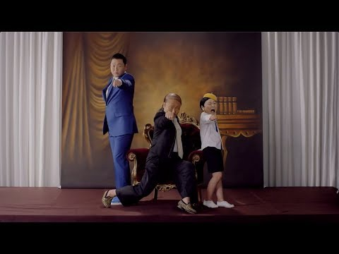 Psy Daddyfeat Cl Of 2ne1 Mv
