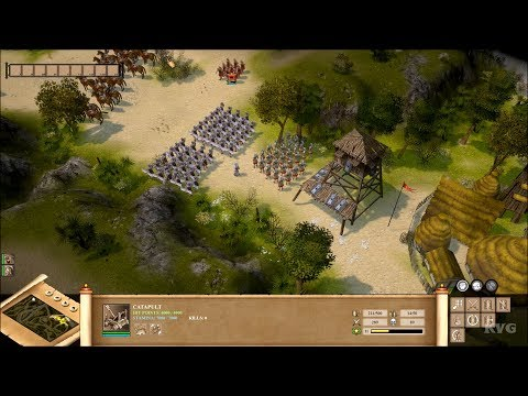 Gameplay de Praetorians HD Remaster