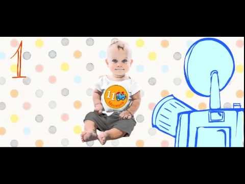 Stick'n Click набор наклеeк для беременных «В ожидании чуда»