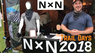 Trail Days 2018 Gear Vendors ~ North X North (New Company)