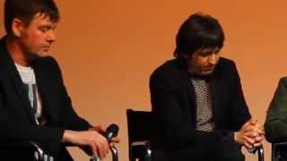 Charlatans Q&A at the ICA London 2013