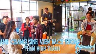 Anh chàng sinh viên Bách Khoa - Phạm Minh Thành ft. Thế Phương VBK - MV One Shot