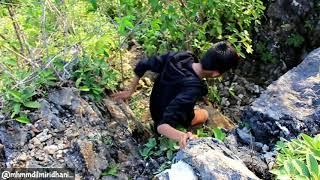 preview picture of video 'Gunung Nateh . Keseruan Di gunung Nateh :)'