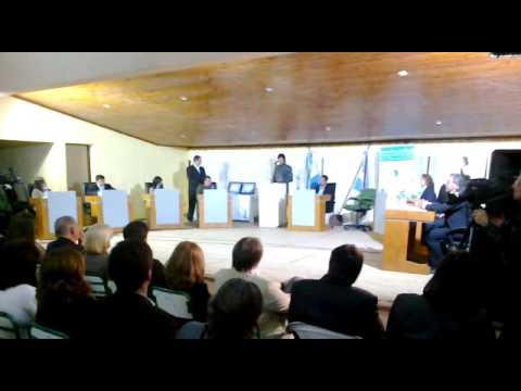 Ceremonia Ciudadano Ilustre General Campos 02-06-2012
