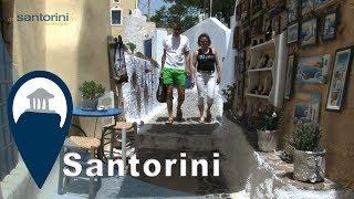 Santorini | Pyrgos Town