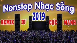 DJ Nonstop 2019 Nhạc Sống Cực Mạnh - LK Nhạc Sống Remix Hay Nhất - MC Anh Quân #9