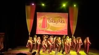 coreografia hip hop - grupo coreografico veronica beluje (GCVB) 2012