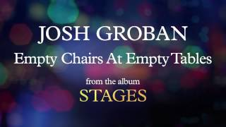 Josh Groban - Empty Chairs At Empty Tables (Visualizer)