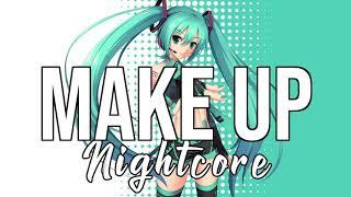 (NIGHTCORE) Make Up (feat. Ava Max) - Vice, Jason Derulo