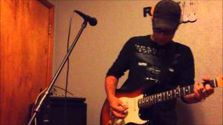 Leaving to Stay (Jonny Lang cover) by Justin Kesterson