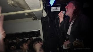 Marty Willson-Piper - Reptile (Bar Loreto, Chile, Diciembre 2016)