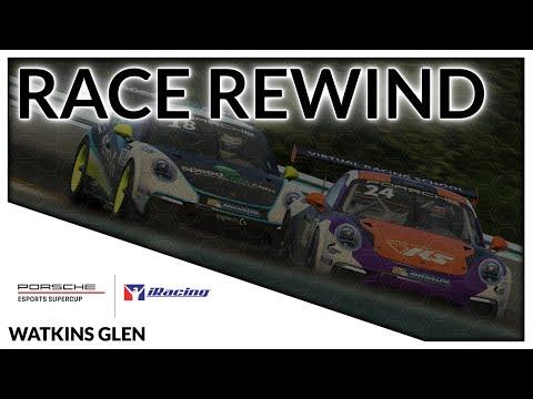 Porsche Esports Supercup | Race 6 - Watkins Glen International | Race Rewind