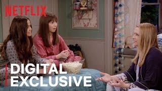 Melissa Joan Hart Reveals 90's Crush & First Kiss 💋| Netflix