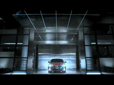 Mitsubishi LANCER EX Black & Red