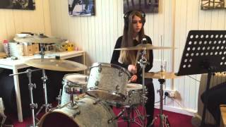 Rona - Distant Past (Everything Everything Drum Cover)