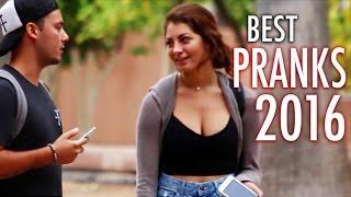 BEST PRANKS OF 2016!!