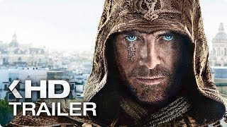 Assassins Creed ALL Trailer & Clips 2016