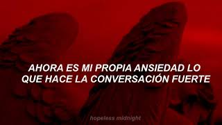 Halsey   Angel On Fire; Traducida Al Español