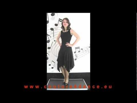 Tanzkleid / Dancedress Modell Bacchata,schwarz