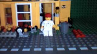 preview picture of video 'lego Müllabfuhr'