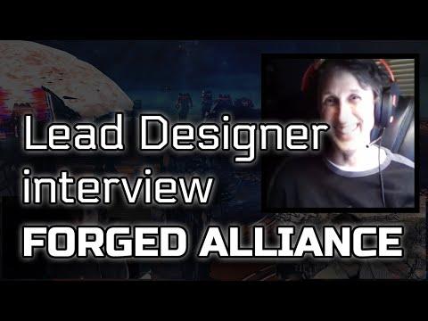 Интервью с ведущим дизайнером дополнения Forged Alliance – Brad Rebh!