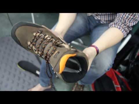 Ботинки «Гризли». Видеообзор.